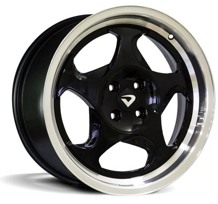 RODA VOLCANO AUTHENTIC ARO 17X7, 4X100