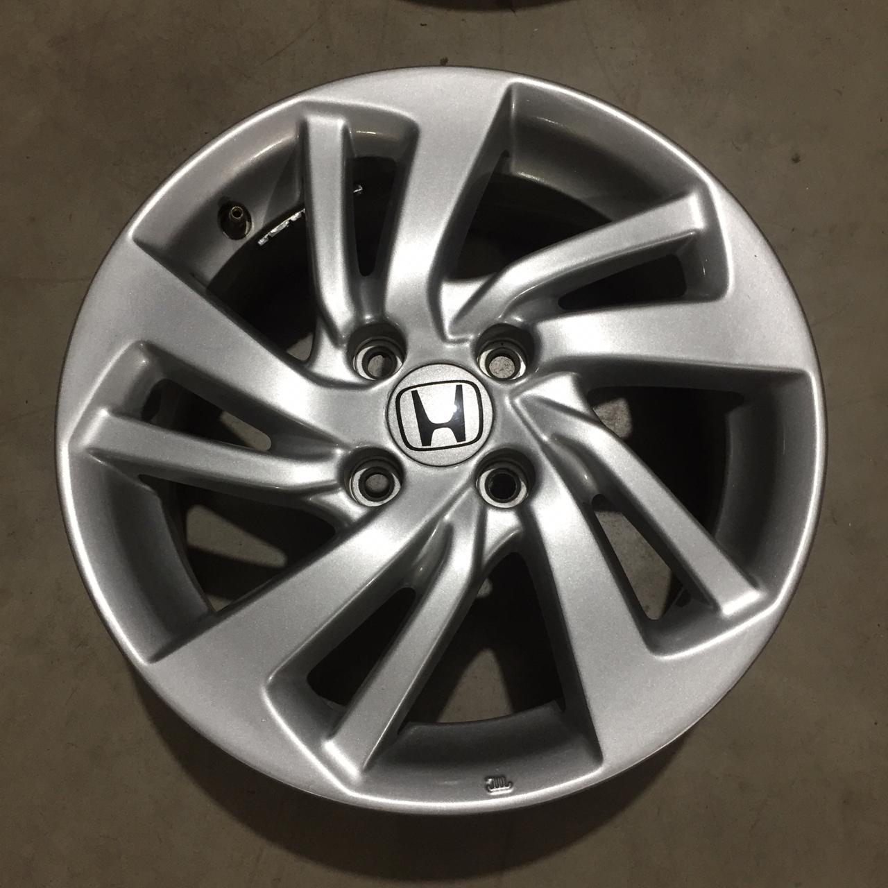 RODA ARO 15 - HONDA FIT/CITY 2019 - 4X100