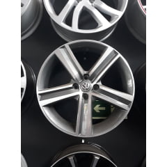Roda Aro 17 - Replica Fox HIGHLINE Grafitte - 4x100